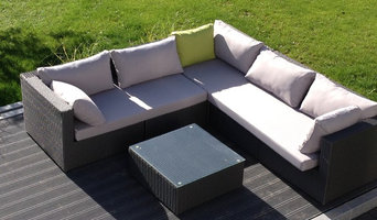 Wasserfeste Outdoor-Lounge