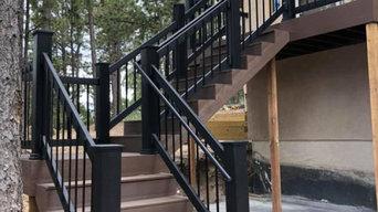 Outdoor Staircase