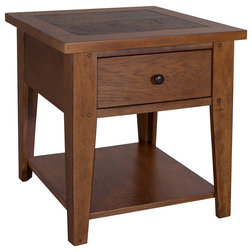 Transitional Side Tables And End Tables by Liberty Furniture Industries, Inc.