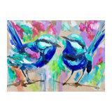 Acrylic Paint by Amanda Brooks