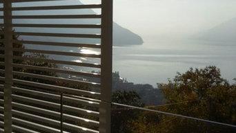 Casa Moderna sul lago d'Iseo