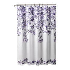 "Tanisha Sc Purple/Gray Single, 72""x72"""