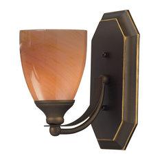 Elk Lighting 570-1B-SY Bath and Spa 1-Light Vanity Light