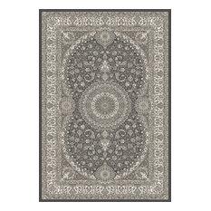 Art Carpet Kensington AR-00-3012 Gray Area Rug 5'3x7'7