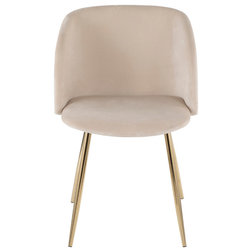Midcentury Dining Chairs by u Buy Furniture, Inc
