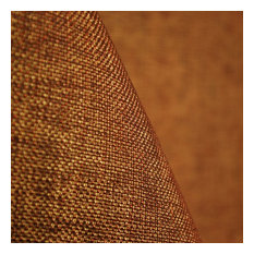 kaufman - Groupie Bronze Copper Solid Kaufman Fabric, Sample - Drapery Fabric