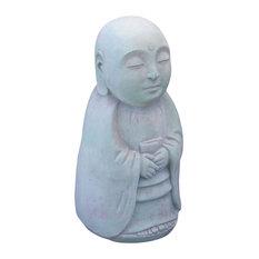 Standing Jizo Garden Statue