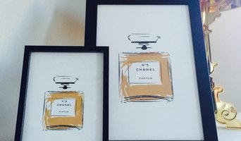 Chanel Sketch