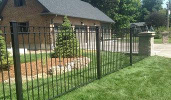 Wrought iron fences and gates