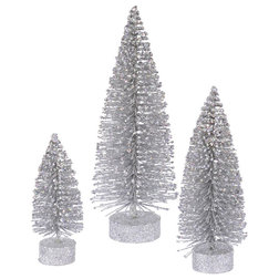 Contemporary Holiday Accents And Figurines by Vickerman Company