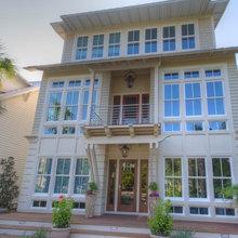 11 Park Row, WaterColor, FL. / Stackable Squiers Designgroup