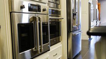 Kitchen Appliances- Wolf Subzero Showroom