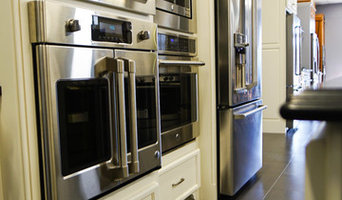 Kitchen Appliances- Wolf Subzero Showroom