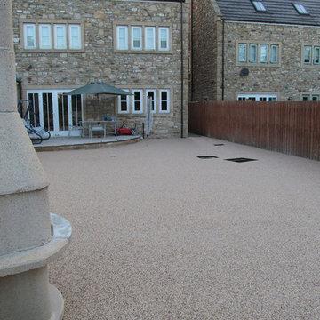 MAGIC driveways block paving resin bound asphalt exterior surfaces NORTH EAST