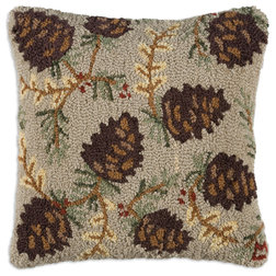 Rustic Decorative Pillows by Chandler 4 Corners