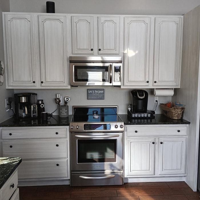 Kitchen in Elizabeth
