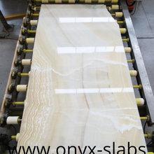 White Onyx Slabs