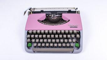 Refurbished Typewriters