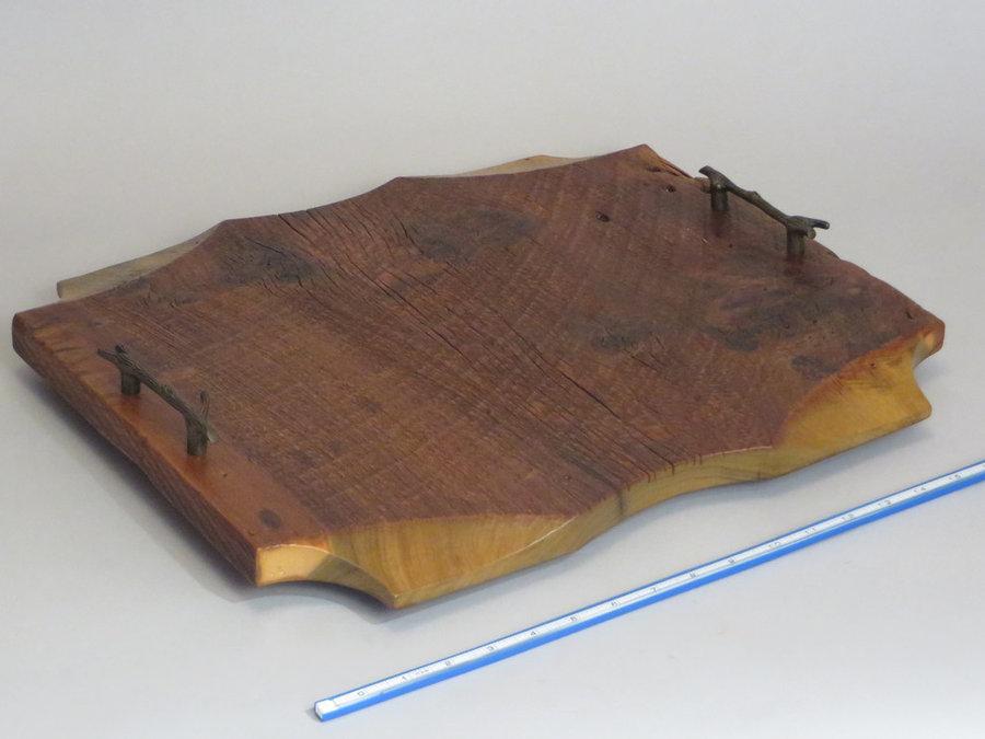 17009 Reclaimed Poplar Heartwood