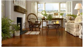 Residential Hardwood Flooring Services