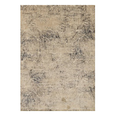 """Loloi Dreamscape Power Loomed Dm-04 Charcoal / Beige 6'-7"""" X 9'-2"""" Rectangle"""