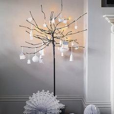 Fairy Light Tree - Christmas Trees