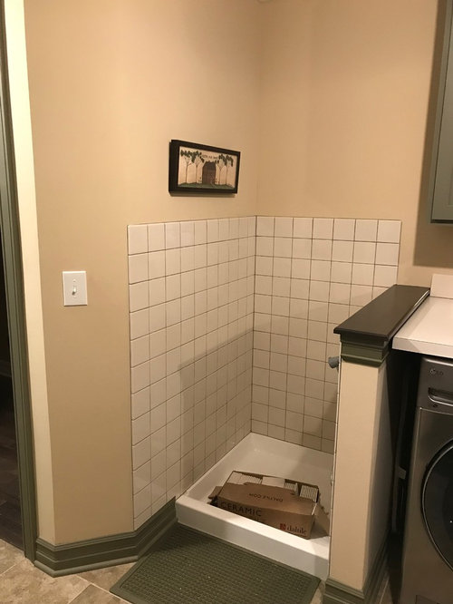 Help On Tile Installation  U0026quot Addition U0026quot  Bullnose Issues