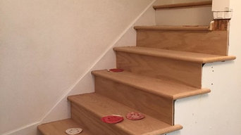 Chicago, IL - Refinishing Stairs