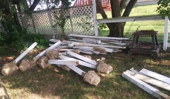 Fence removal