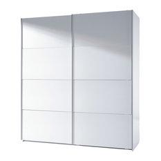 ARC Wardrobe, White