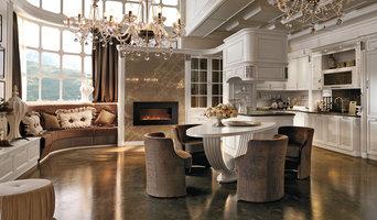 Luxury Italian Custom Made Kitchens by Martini Mobili