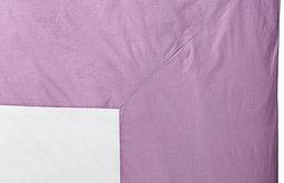 Lilac Color Frame Duvet