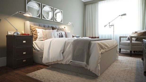 Спальня by KYD BURO