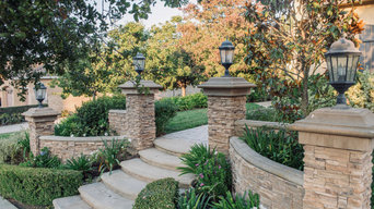 5324 Via Jacinto - My very first DIY landscaping project