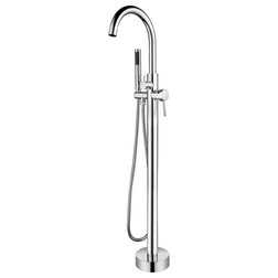 Contemporary Tub And Shower Faucet Sets by Pulse ShowerSpas