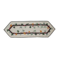 """Falling Leaves Table Runner Small 54""""X16"""""""
