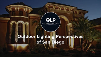 Company Highlight Video by Outdoor Lighting Perspectives of San Diego