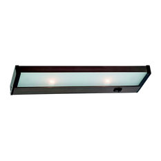 Sea Gull Lighting 2-Light Xenon Undercabinet, Plated Bronze