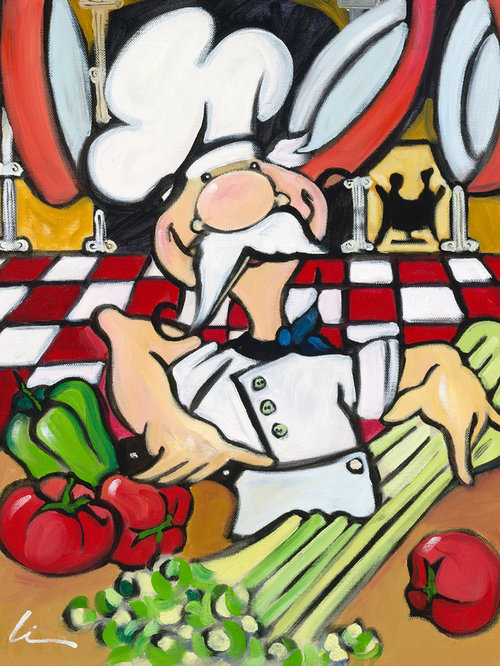 CULINARY - Paintings