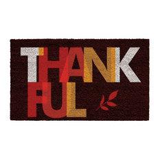 Thankful Doormat