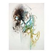 """Mirror 2""Original Abstract Art"