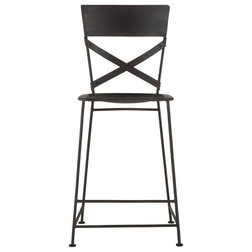 Industrial Bar Stools And Counter Stools by World Interiors