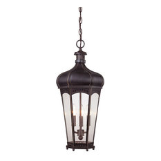 Savoy House Europe Champlain Porch Pendant Light