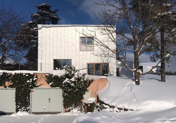 Houzz Tour: Familjen som byggde ett hus till konsten