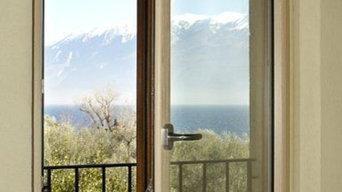 Doors and Windows in Aluminum - Wood