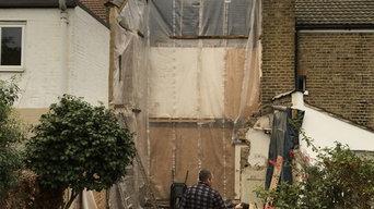 Streatham - 3 Storey Refurbishment
