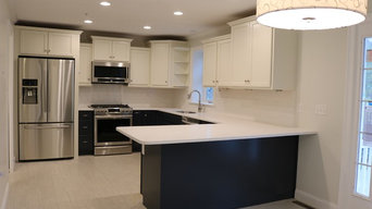 Flynn Terrace Townhome - Contemporary Kitchen