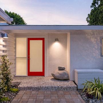 Los Angeles Mid-Century Modern Home