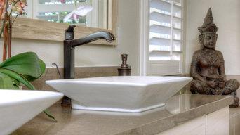 Zen Bathroom Remodel