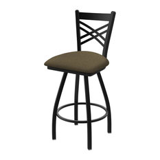 820 Catalina Swivel Barstool, Graph Cork Seat